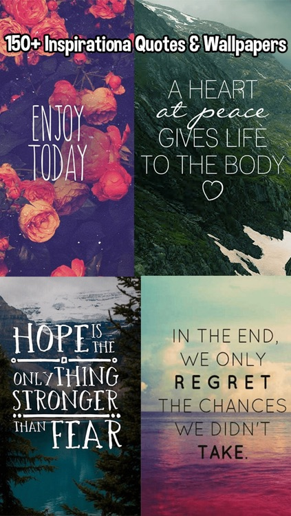 Inspirational & Motivational Quotes Wallpapers