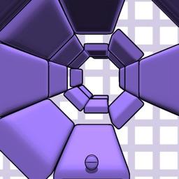 Twist Ball Dash: Endless Platform Game