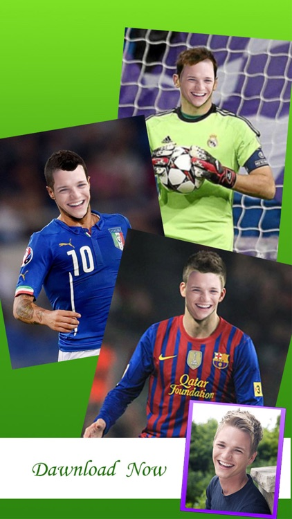 Face Replace for EURO 2016 - Morph or Switch Face with Star Player & Be a Soccer Hero