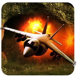 Jet Fighter Racer - Amazing cave runner : fully free racing game