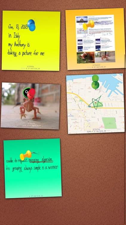 Sticky Notes - Note, Photo Notepad, Memo Notebook screenshot-1
