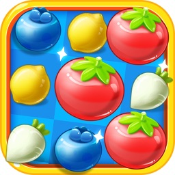 Fruit Land- Jelly of Charm Crush Blast King Saga(Top Quest of Candy Match 3 Games)