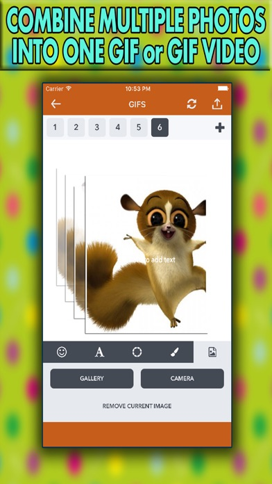 Photo Animation Maker - Turn Your Images To Gif Video screenshot two