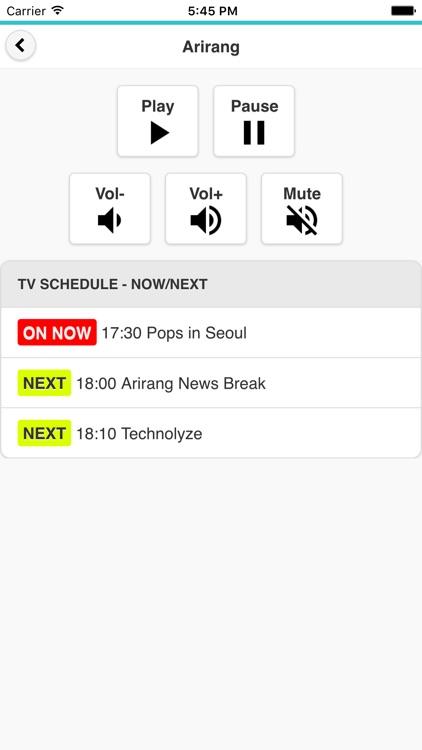 WorldnetTV screenshot-3