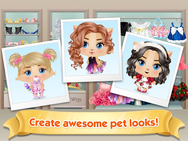 Pet Buddies HD screenshot-1
