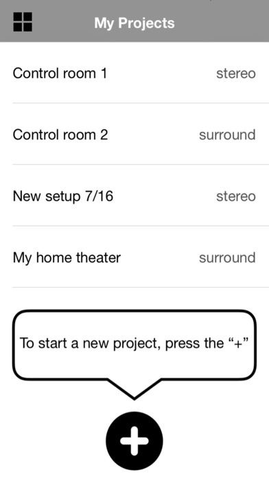 Speakerangle review screenshots