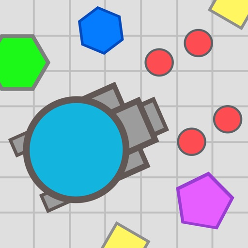 Diep.Io New - Battle Of Tank Hero Free Skins