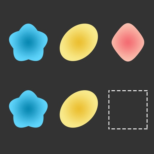 Patterns - Includes 3 Pattern Games in 1 App