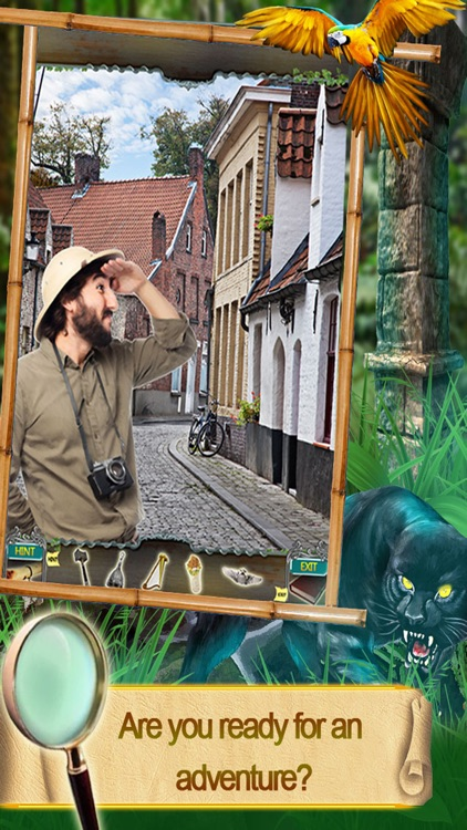 Hidden Object Games Find the lost treasure screenshot-3