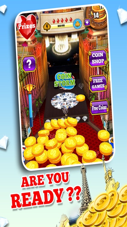Diamond Dozer Coin Pusher: Free screenshot-4