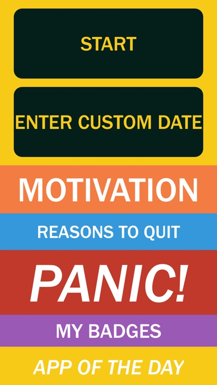 Stop Cursing Calendar – Quit cursing and improve your life by joining the no cursing movement!