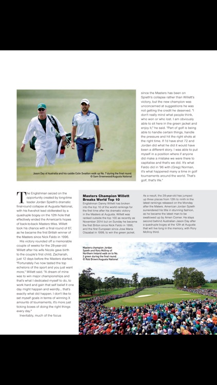 Golf Asia screenshot-2