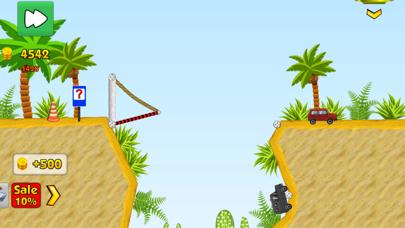 Railway bridge 2 - Bridge construction simulator screenshot one