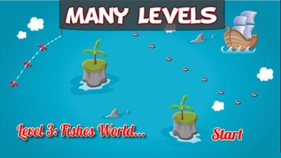 Splashy Hungry Piranha Fish-3