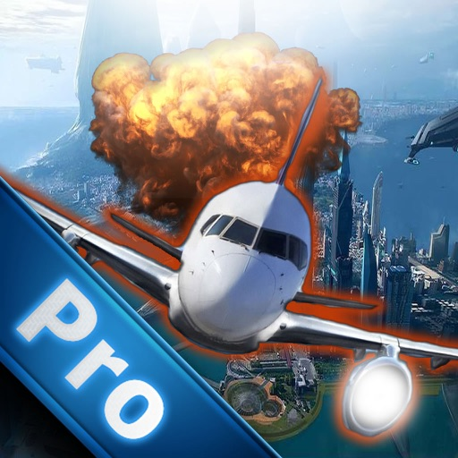 Attack Flight Impossible PRO - Amazing Game Flight