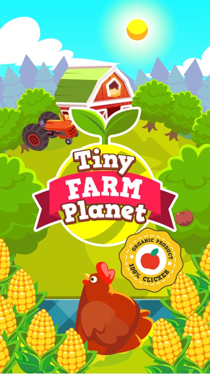 Tiny Farm Planet - Idle Clicker Game screenshot-4