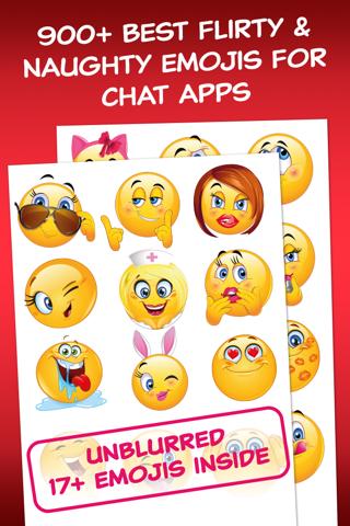 Sex emoticons app