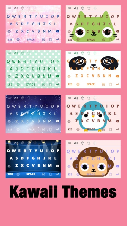 New Cool Text Pro ∞ Fonts Make Better Messages with Emoji Font and Cute Keyboard Themes screenshot-4