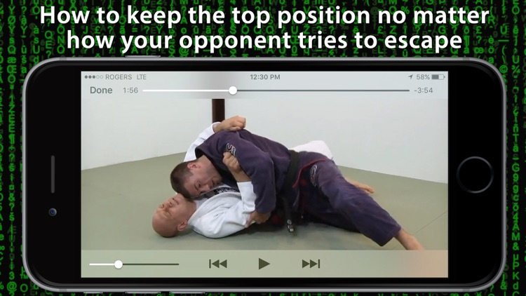 BJJ Top Game screenshot-2