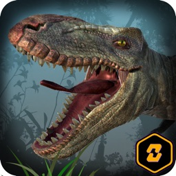 Dino Island: Jurassic Hunter. T Rex Hunt In Deadly Safari