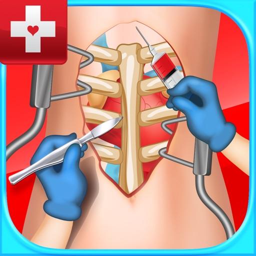 Mega Surgery Simulator - Kids Operation & Hospital Games