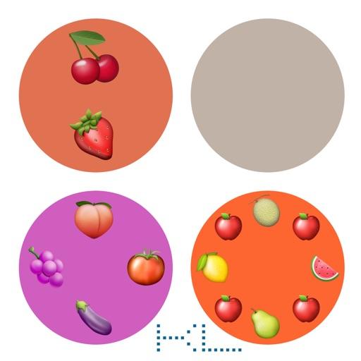Merging Fruits