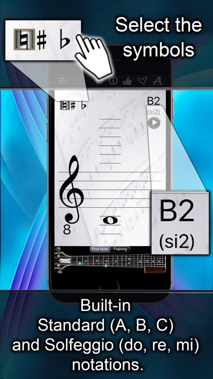 Guitar Notes Finder screenshot-3