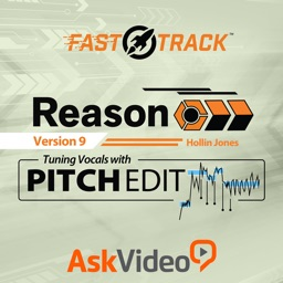 FastTrack™ for Reason Pitch Editing