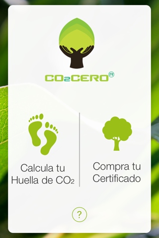 CO2CERO screenshot 1