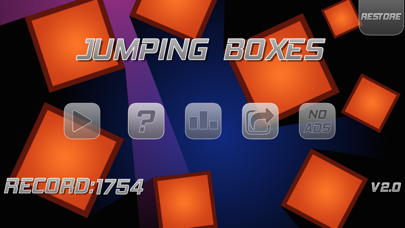 Jumping Boxes screenshot one