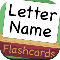 Letter Name Flashcards