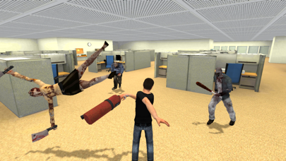 Office Assault - Cubicle Zombie Fighter screenshot two