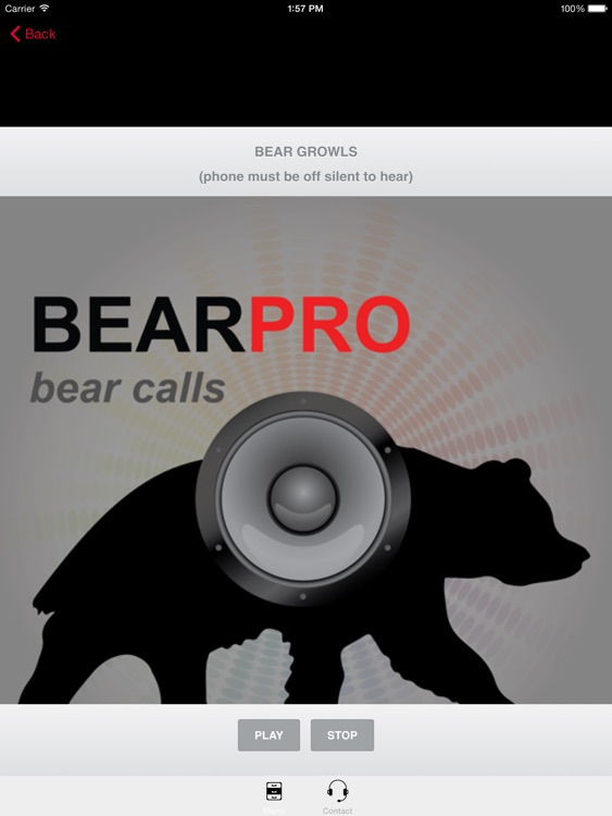 REAL Bear Calls and Bear Sounds for Big Game Hunting -- BLUETOOTH COMPATIBLE