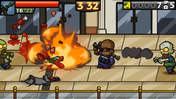 Zombieville USA 2 screenshot-4