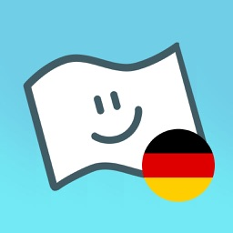 Flag Face Germany