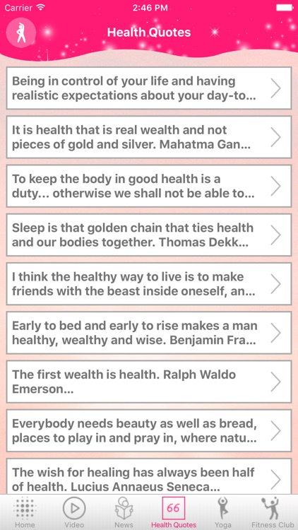 Health in 21st Century