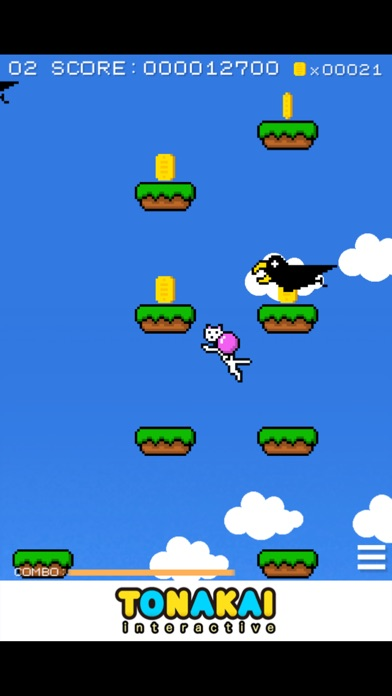 仔猫がジャンプでアクション にゃんジャンぴょん!のおすすめ画像1