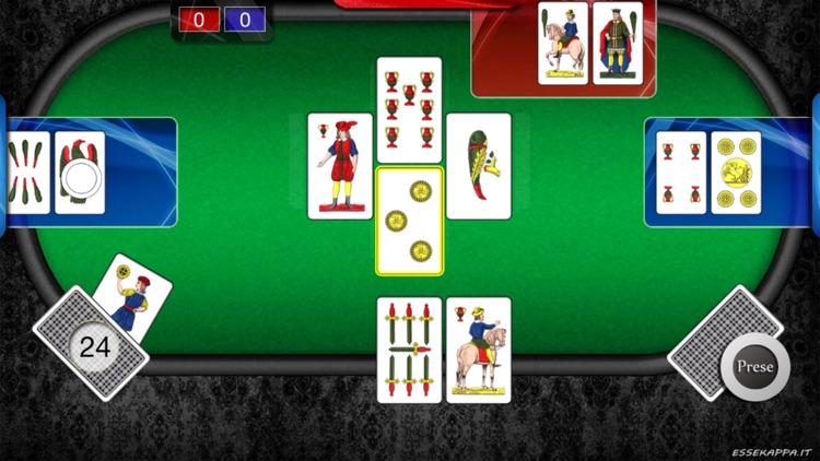 Briscola 10 in 1 screenshot-3