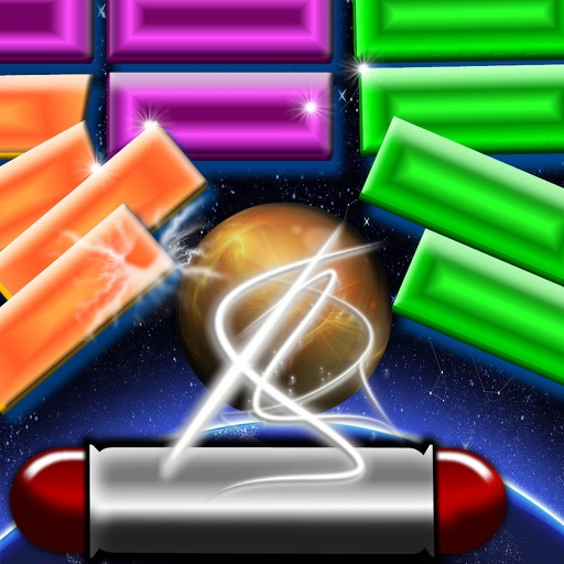 A War Brick Sphere - Ball Action Breaker Game