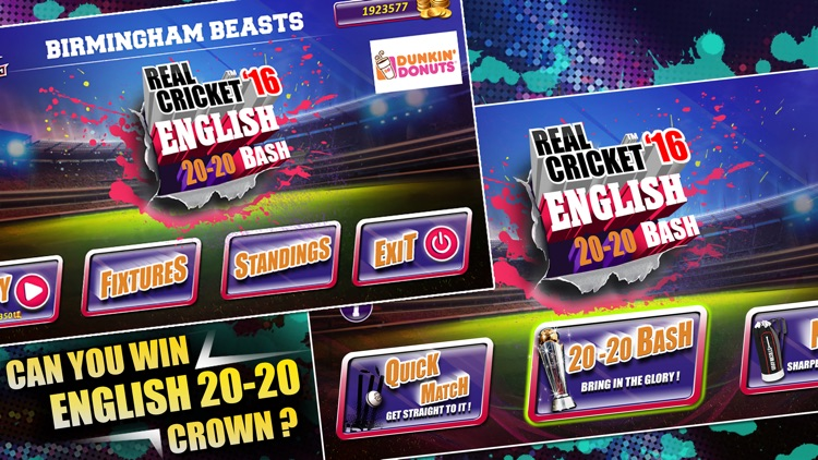 Real Cricket™ 16: English Bash screenshot-3