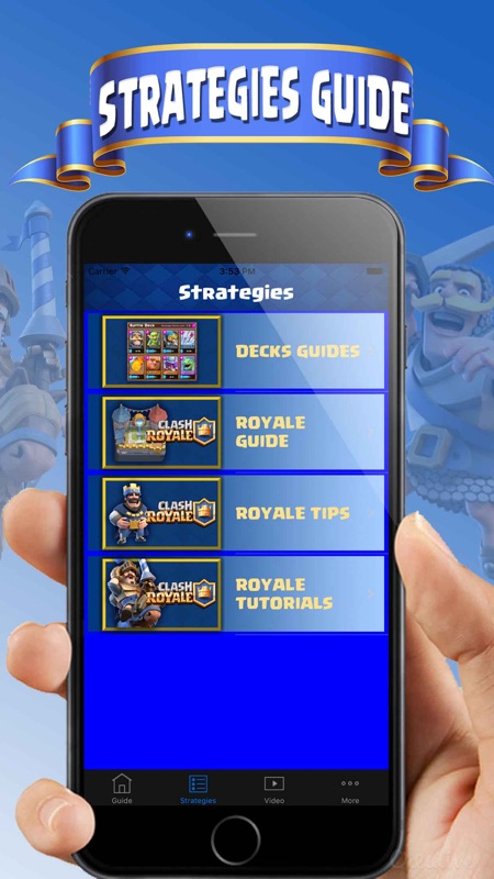 3 Minutes to Hack Guide For Clash Royale - Cheats Videos