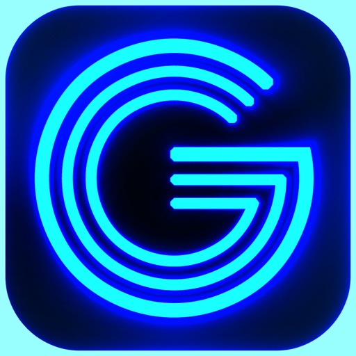Glow Wallpapers & Screen Maker for Home Screen & Lock Screen Backgrounds