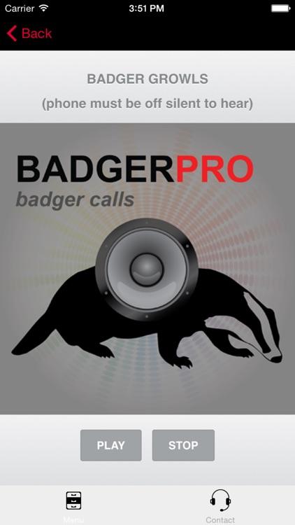 REAL Badger Calls - Badger Sounds for Hunting