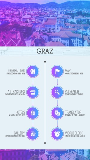 Graz Tourism Guide on the App Store