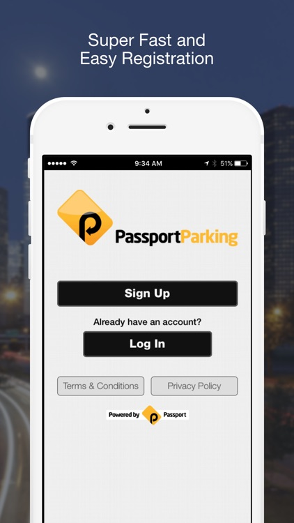 PassportParking Mobile Pay