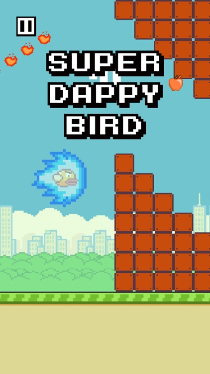 Super Dappy Bird! screenshot-0