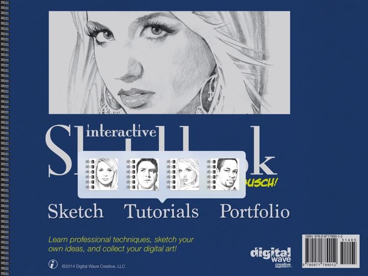 Interactive Sketchbook screenshot-0