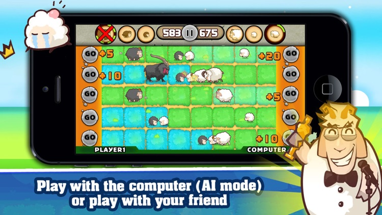 Bump Sheep screenshot-2