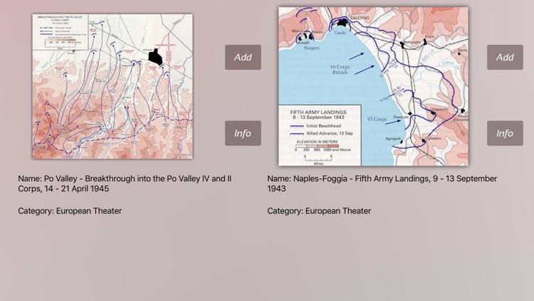 WW2 Maps Info Pro