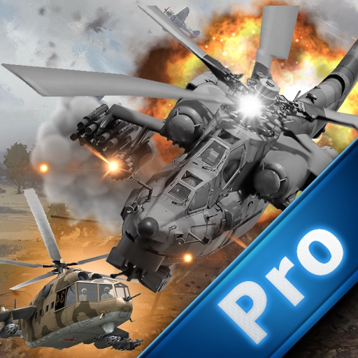 Copter Of Cavalry Pro - Amazing Simulator Air Game